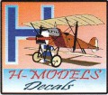 H-Models Decals