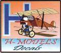 H-Models Decals