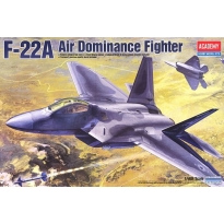 F-22A Air Dominance Fighter (1:48)