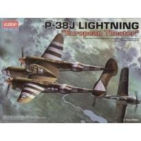 "P-38J Lightning ""European Theater"" (1:72)"