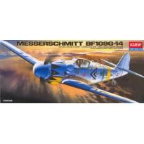 Messerschmitt Bf 109G-14 (1:72)