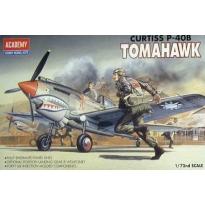 P-40B Tomahawk (1:72)