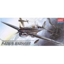 P-40M/N Warhawk (1:72)