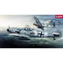 Messerschmitt Bf 109G-6 (1:72)