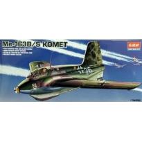 Messerschmitt Me-163 B/S Komet (1:72)