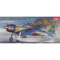 Mitsubishi A6M5c Zero (1:72)