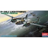 """P-38J Lightning """"Pacific Theater"""" (1:72)"""