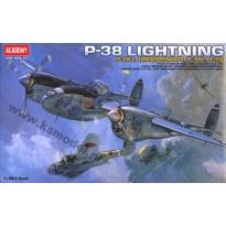 P-38J/L,F-5E,Droopsnoot (1:48)