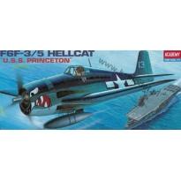 "F6F-3/5 Hellcat ""U.S.S.Princeton"" (1:72)"