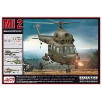 """Mi-2 """"Śmigłowiec szturmowy"""" (1:48)"""
