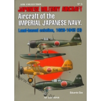 Aircraft of the Imperial Japanese Navy,Land Based aviation vol.2