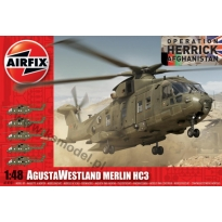 AgustaWestland Merlin HC3 (1:48)