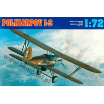 Polikarpov I-3 (1:72)