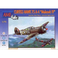 Curtiss Hawk 75A-4 (1:72)