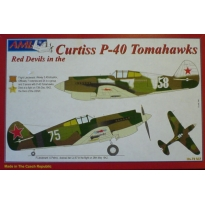 Red Devils in the Curtiss P-40 Tomahawks Limited Edition (1:72)