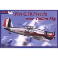 Fiat G.50 Freccia over Italian Sky (1:72)