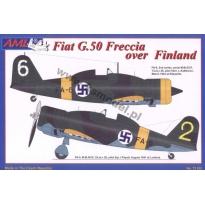 Fiat G.50 Freccia over Finland (1:72)