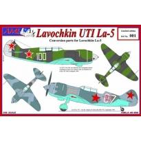 Lavochkin UTI La - 5: Konwersja (1:48)