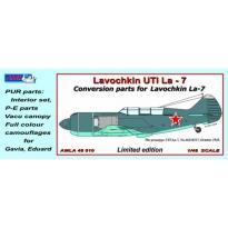 Lavochkin UTI La - 7: Konwersja (1:48)