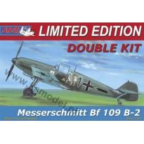 Messerschmitt Bf 109 B-2 Double kit (1:72)