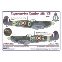 S.Spitfire MK VB, 313Sq - Part I (1:32)