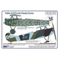 Fokker D.VII in the Finnish Service (1:32)