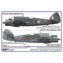 Bristol Beaufighter IF / VIF Part I (1:48)