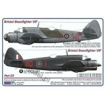Bristol Beaufighter VIF Part III (1:48)