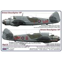 Bristol Beaufighter VIF Part IV (1:48)
