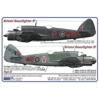 Bristol Beaufighter IF Part II (1:72)