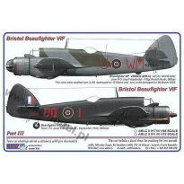 Bristol Beaufighter VIF Part III (1:72)