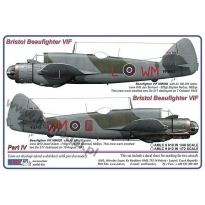 Bristol Beaufighter VIF Part IV (1:72)