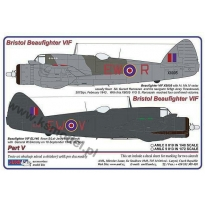 Bristol Beaufighter VIF Part V (1:72)