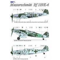 Messerschmitt Bf 109K-4 part I (1:32)