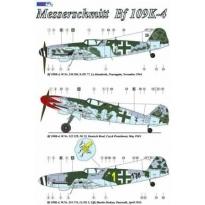 Messerschmitt Bf 109K-4 part II (1:32)
