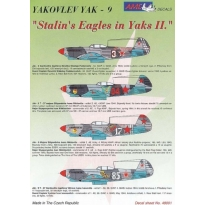 Yakovlev Yak-9/Stalin's Eagles in Yaks II (1:48)