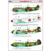 Lavochkin La - 5 (1:48)