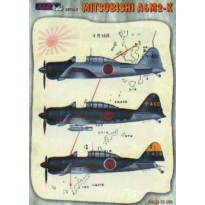 "Mitsubishi A6M2-K ""Kamikaze"" (1:72)"