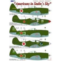 P-47D-27,P-39N in Russian´s Sky (1:72)
