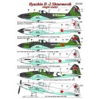 "Ilyushin Il-2 ""Shturmovik"" - single seater (1:72)"