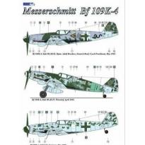Messerschmitt Bf 109K-4,Part I (1:72)