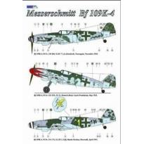 Messerschmitt Bf 109K-4,Part II (1:72)