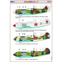 Lavochkin La - 5 (1:72)