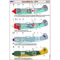 Lavochkin La - 5FN (1:72)
