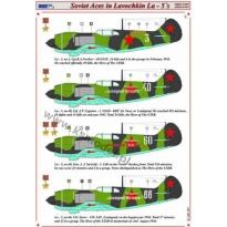 Soviet Aces in La-5´s (1:72)
