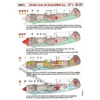 Soviet Aces in Lavochkin La-5F (1:72)