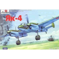 Jak-4 (1:72)