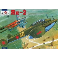 Yak-2 (1:72)