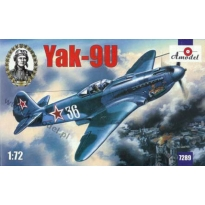 Yak-9U (1:72)
