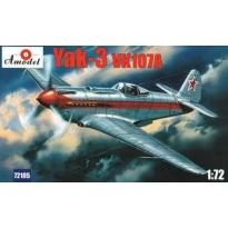 Yak-3 VK-107A (1:72)
